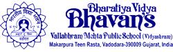 Bharatiya Vidya Bhavan's Vallabhram Mehta Public School Logo