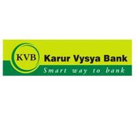 KVB Karur Vysya Bank logo