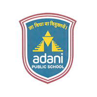 Adani Public School logo