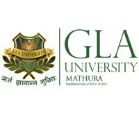 GLA University logo