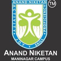 Anand Niketan logo