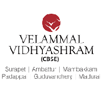 Velammal Vidhyashram School logo
