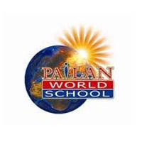 Pailan World School logo