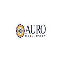 Auro University logo