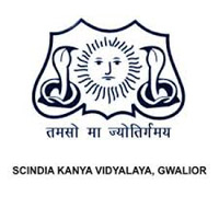 Scindia Kanya Vidyalaya logo