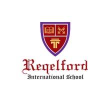Reqelford International School logo