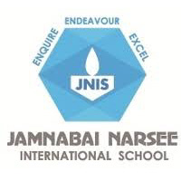 Jamnabai Narsee School logo