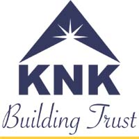 KNK Construction logo