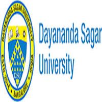 Dayananda Sagar University logo