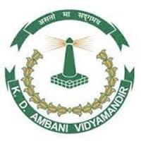 Kokilaben Dhirubhai Ambani Vidyamandir logo