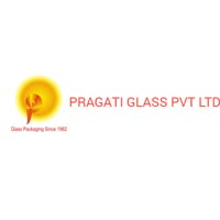 Pragati Glass logo
