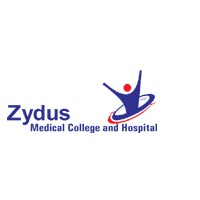 Zydus Medical College and Hospital logo