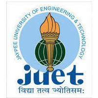 JUET Jaypee University logo