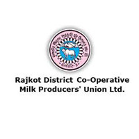 Rajkot District Co-operative Milk logo