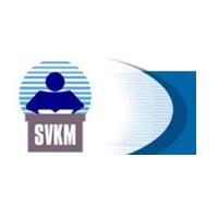 SVKM Shri Vile Parle Kelavani Mandal logo