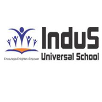Indus Universal School logo
