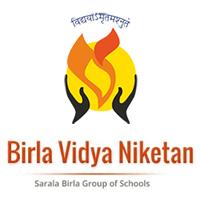 Birla Vidya Mandir logo