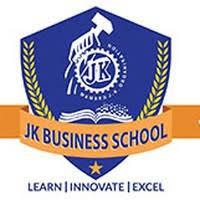 JK Business School logo