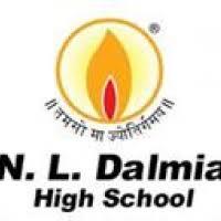 NL Dalmia High School logo