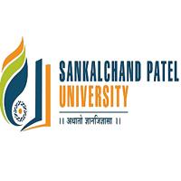 Sankalchand Patel University logo